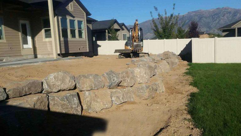 Utah Rock Walls 1 0106